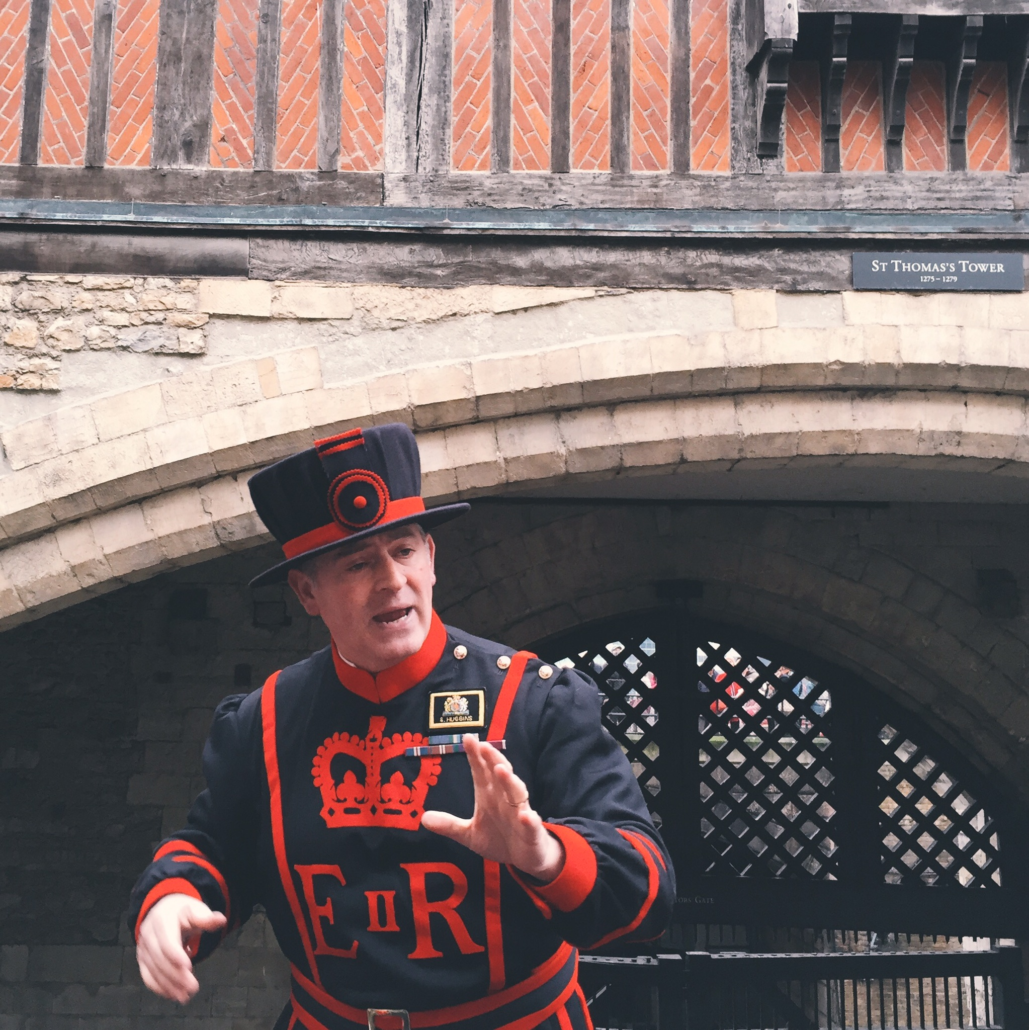 The Beefeater tour of the tower of London is a must. They've got an amazing knowledge of history, and are master story-tellers too.