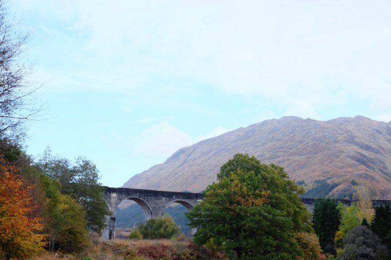 Glennfinnan Bridge