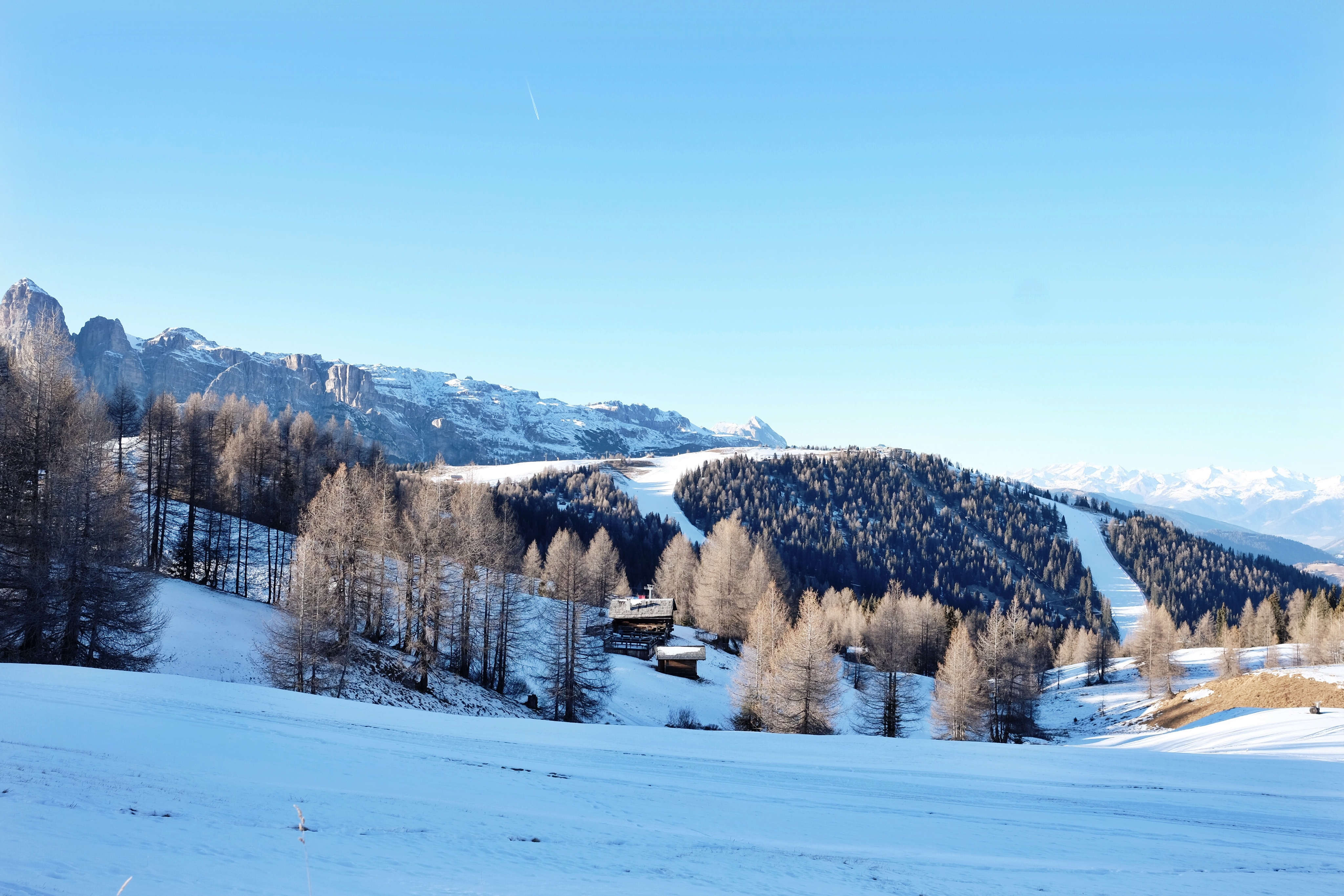 Skiing Escape In South Tyrol Italy The Curious Collection