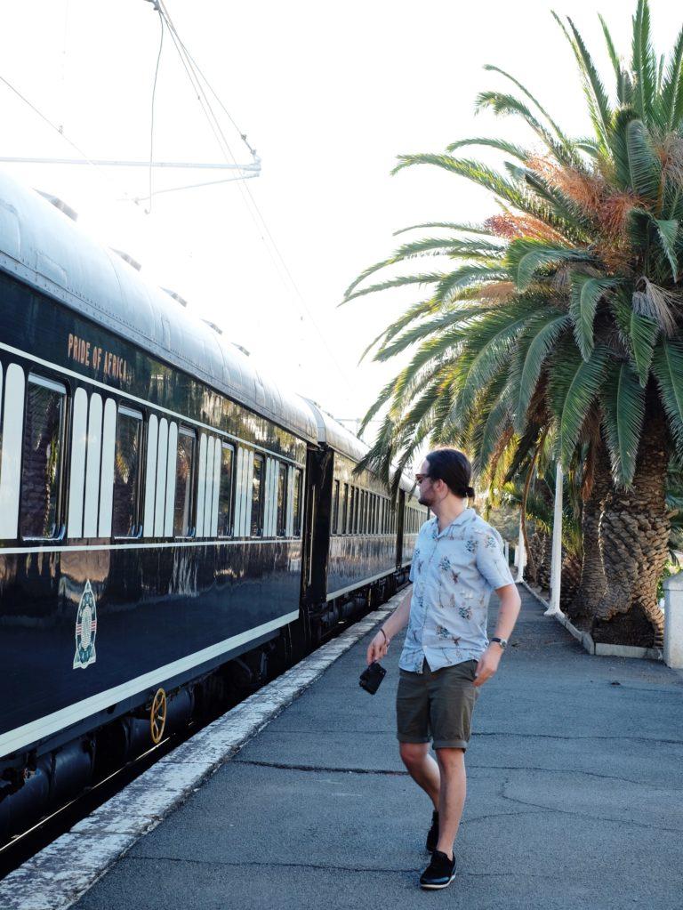 Rovos Rail South Africa