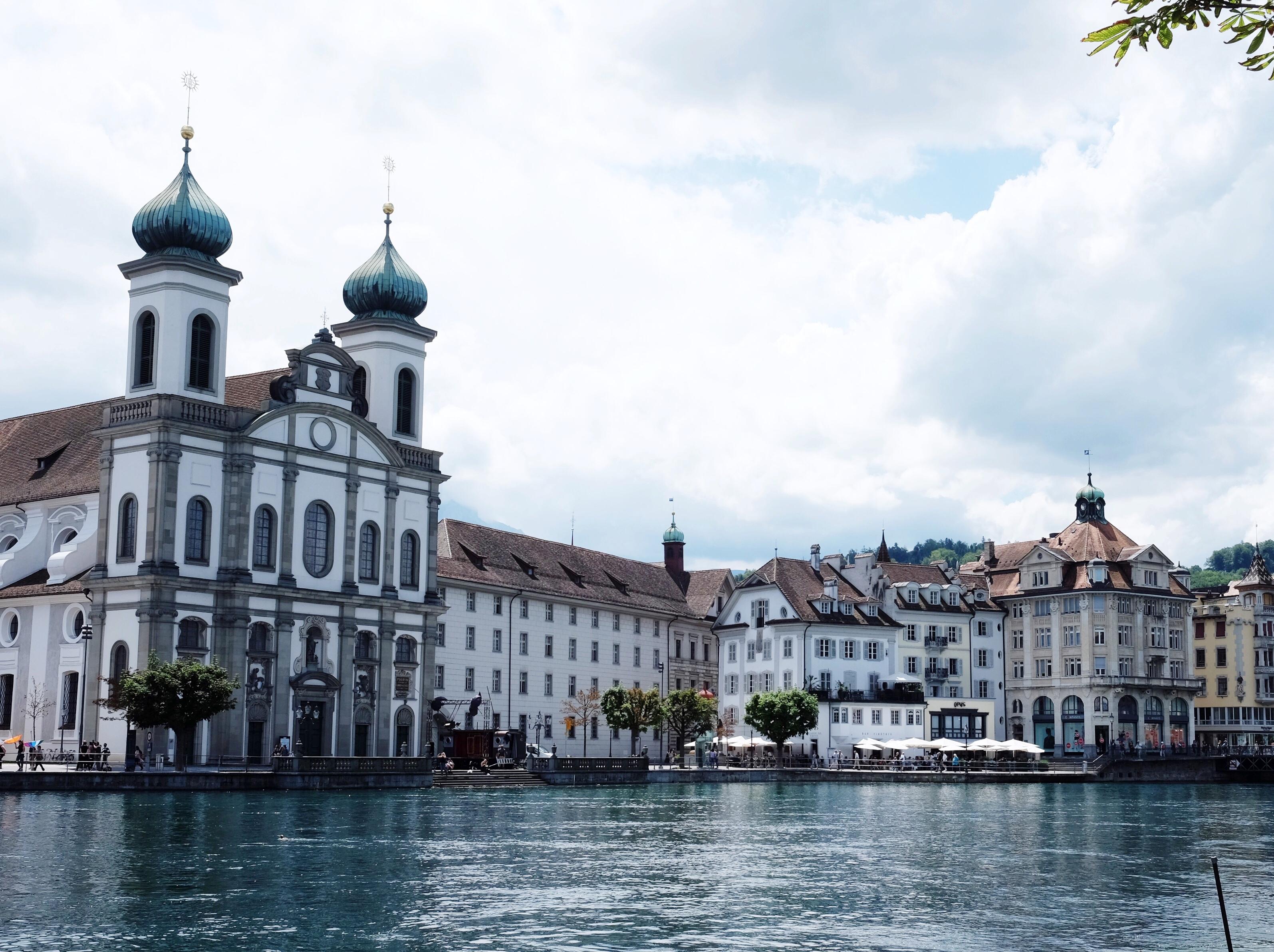 24 Hours in Lucerne, Switzerland