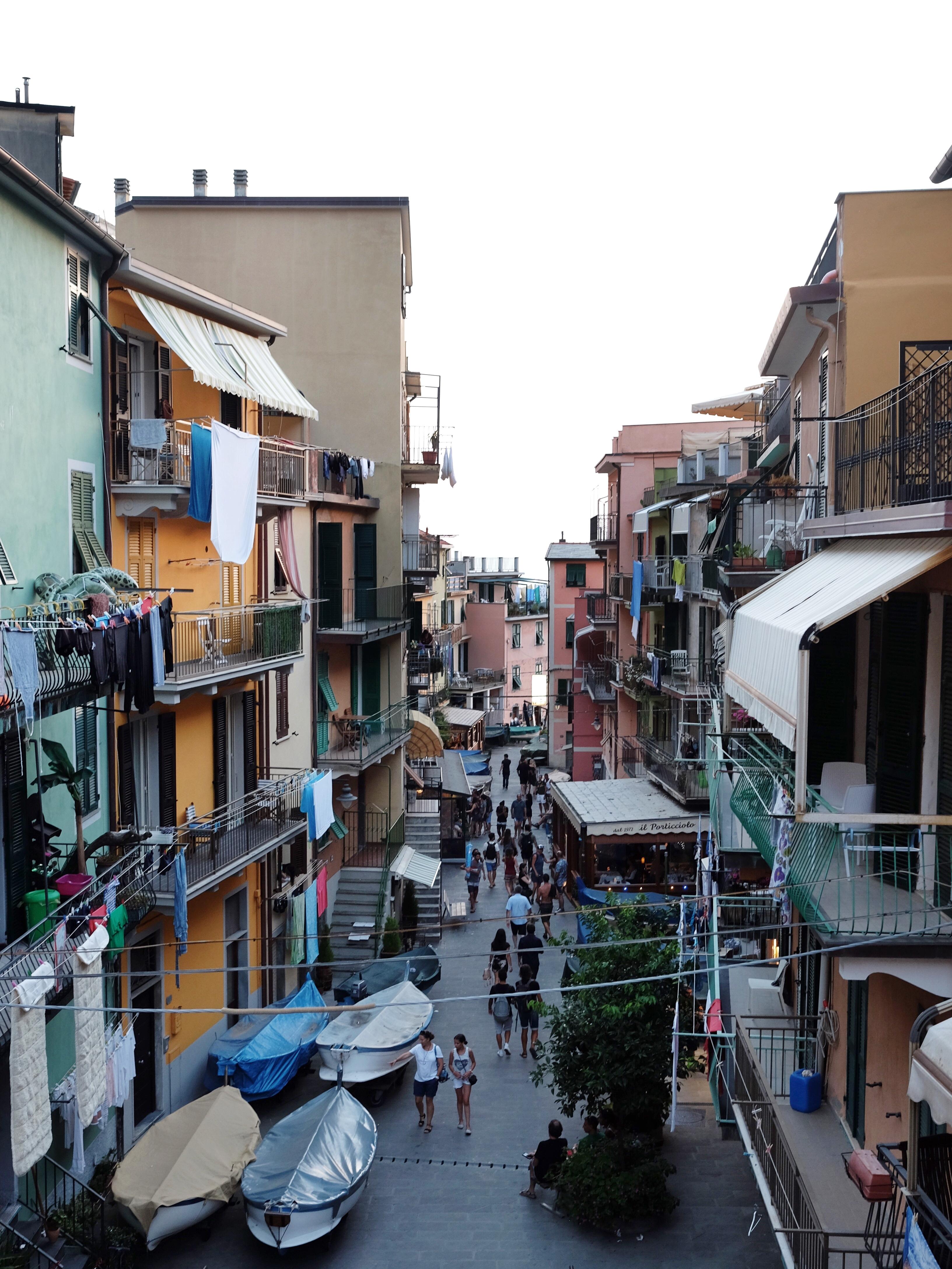 Photo Diary Cinque Terre Italy