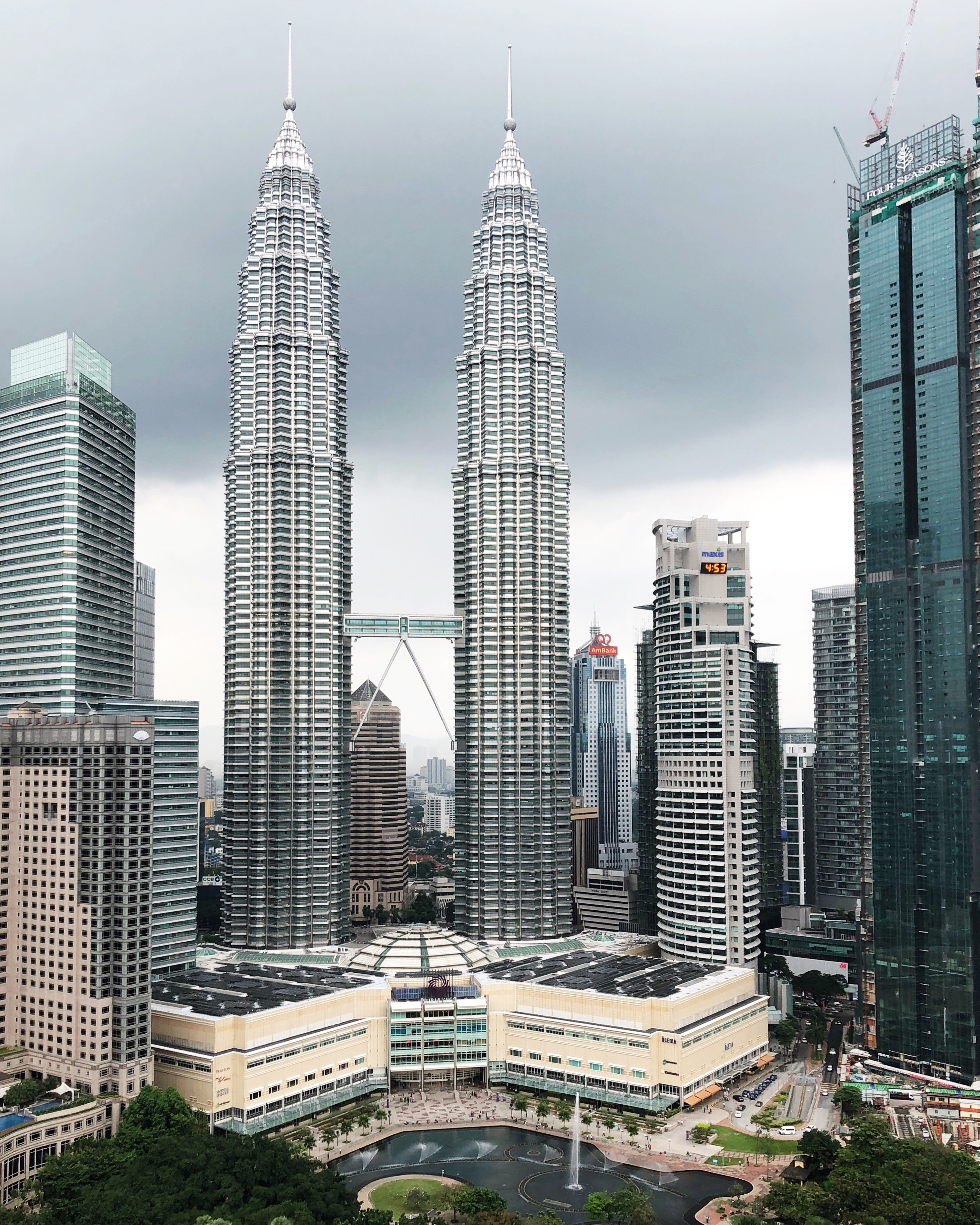 Shopping Kuala Lumpur Malaysia: Where Is Home? Our Journey From London To Sydney Via Kuala